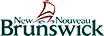 Government of New Brunswick logo isolated on a transparent background