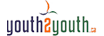 youth2youth.ca logo isolated on a transparent background